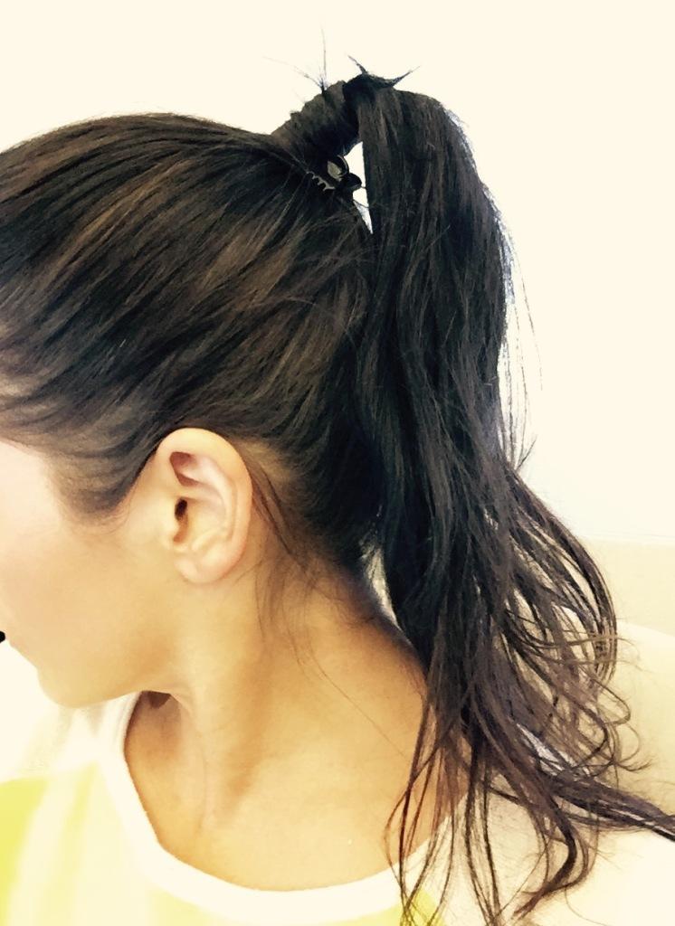 myhair-ponytail