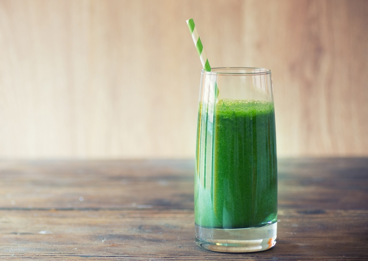 GREEN JUICE IMAGE BY LECIC  SHUTTERSTOCK