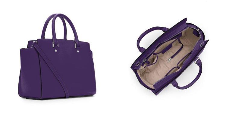 947-MICHAEL-Michael-Kors-Michael-Kors-Large-Selma-Saffiano-Satchel-Purple-Style-30t3slms7l-for-Women-2